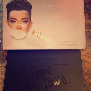 James Charles x Morphe Palette